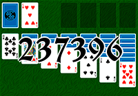 Solitaire №237396