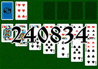 Solitaire №240834
