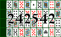 Solitaire №242542