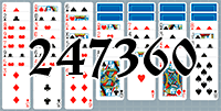 Solitaire №247360