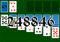 Solitaire №248846