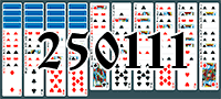 Solitaire №250111