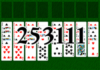 Solitaire №253111