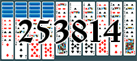 Solitaire №253814