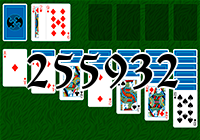 Solitaire №255932