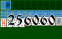 Solitaire №256060