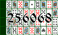 Solitaire №256068