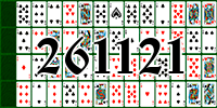 Solitaire №261121