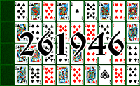 Solitaire №261946
