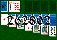 Solitaire №262802