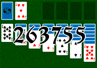 Solitaire №263755