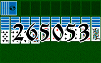 Solitaire №265053