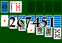 Solitaire №267451
