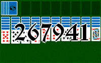Solitaire №267941