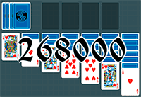 Solitaire №268000