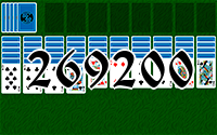 Solitaire №269200