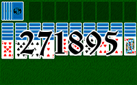 Solitaire №271895