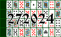 Solitaire №272024