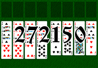 Solitaire №272150