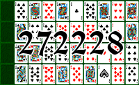 Solitaire №272228