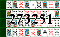Solitaire №273251