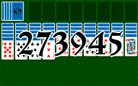 Solitaire №273945