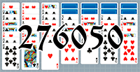 Solitaire №276050