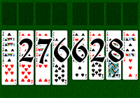 Solitaire №276628