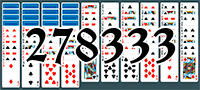 Solitaire №278333