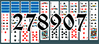 Solitaire №278907
