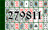 Solitaire №279811
