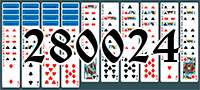 Solitaire №280024