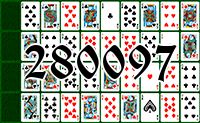 Solitaire №280097