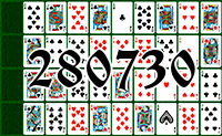 Solitaire №280730