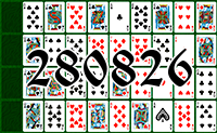 Solitaire №280826