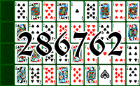 Solitaire №286762