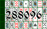 Solitaire №288096