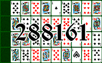 Solitaire №288161