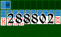 Solitaire №288802