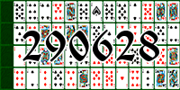 Solitaire №290628