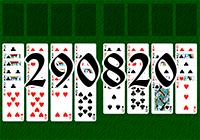 Solitaire №290820