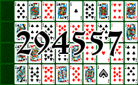 Solitaire №294557