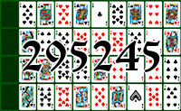 Solitaire №295245