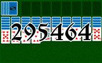 Solitaire №295464