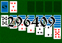 Solitaire №296409