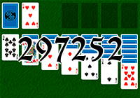 Solitaire №297252