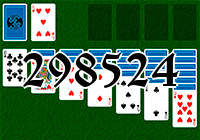 Solitaire №298524