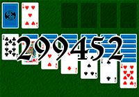 Solitaire №299452
