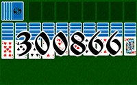Solitaire №300866