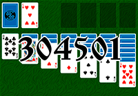 Solitaire №304501